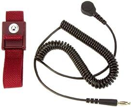 3M Reusable Wrist Strap amp Cord Set - 4 mm Snap Alligator Clip - MWS121M PRICE is per EACH