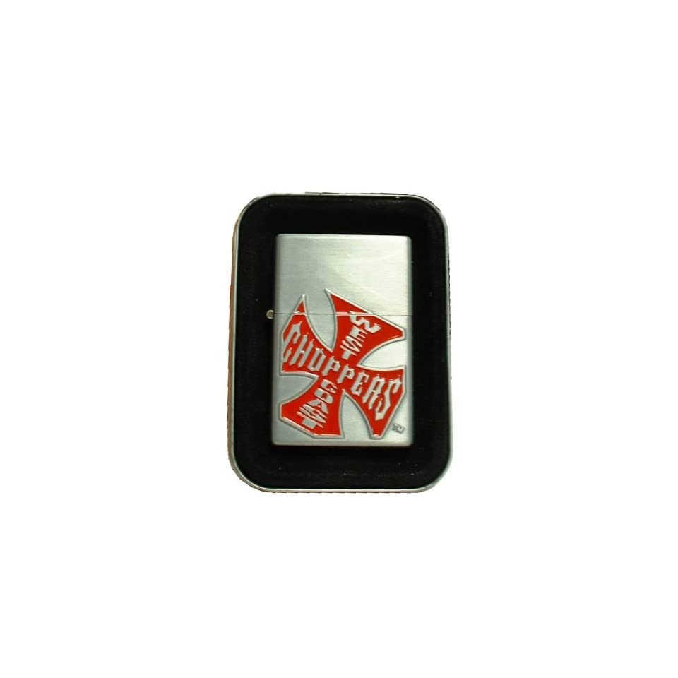 West Coast Choppers Silver Lighter