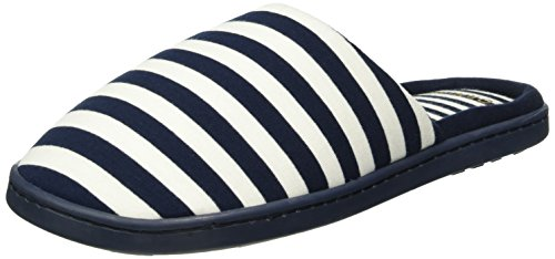 Women'Secret MU1-Stripes Slprs, Cinturini Donna, Blu (Marine Blue), M