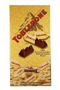 Toblerone Changemaker Mini Bars 80Ct 35.2oz