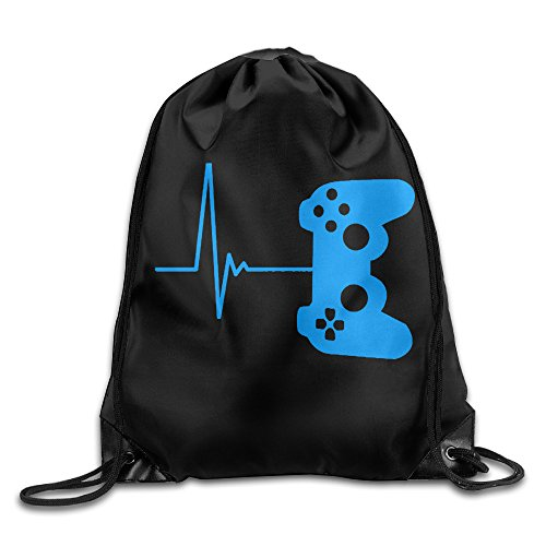 Carina Heartbeat Of A Gamer New Design Port Bag One Size