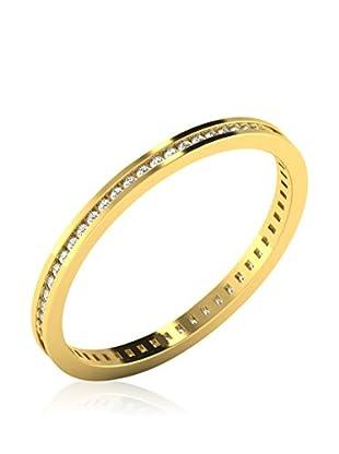 Friendly Diamonds Anillo FDPXR7407Y (Oro Amarillo)