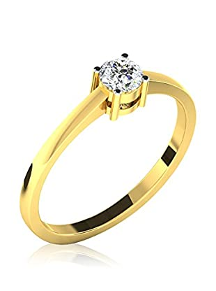 Friendly Diamonds Anillo FDR5364Y (Oro Amarillo)