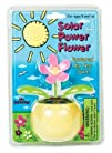 Solar Powered Dancing Flower Toy – Of…