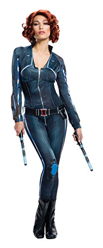 Secret Wishes Women's Avengers 2 Age Of Ultron Black Widow Costume