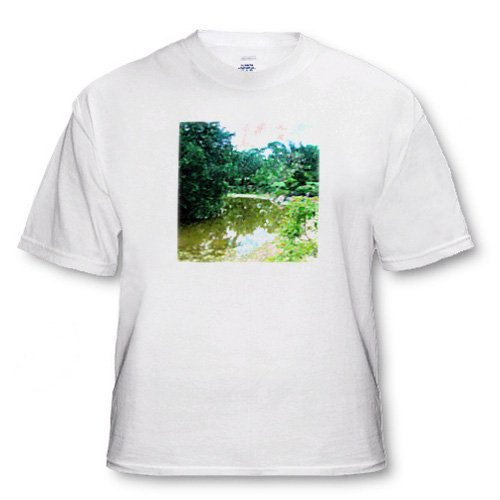 Japanese Gardens - Adult T-Shirt Small