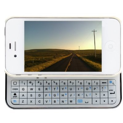 iMounTek Apple iPhone 4 Sliding Bluetooth Hardshell