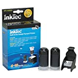 InkTec Refill Kit for HP 60 and 60XL Ink Cartridges-Black ~ Inktec
