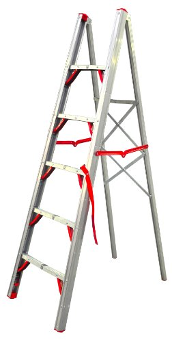 Telesteps 600FLS 6-Feet Single Folding Step Ladder