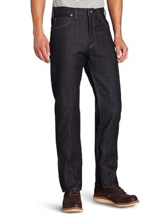 Dickies Men's Slim Straight Fit Five Pocket Jean, Dark Denim, 30X30
