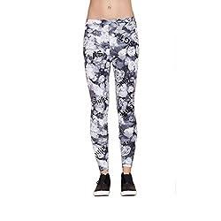 Sxy! Women's Blended Leggings (SXGZ14035_Grey_Small)