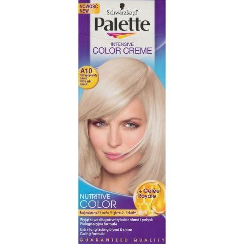 Palette Intensive Color Creme A10 Ultra Ash Blond