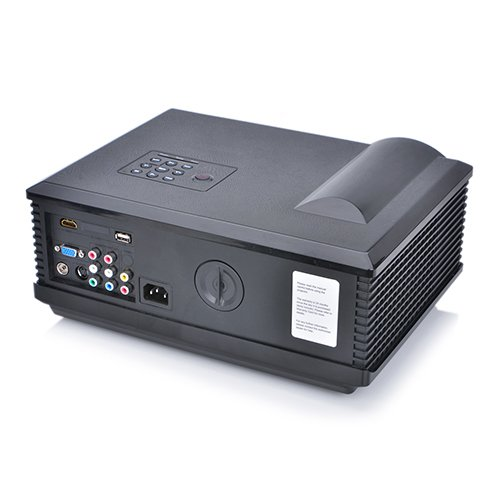 Tv Tuner Projector High Definition Home Theater Wxga Full: LightInTheBox?WXGA 3200 Lumens LCD Projector With HDMI