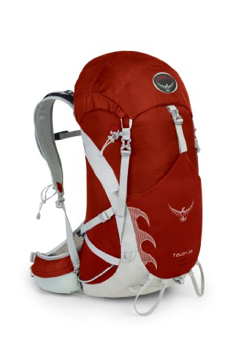 Osprey Talon 33-Litre Backpack (Cayenne, Small/Medium)