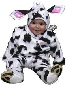 Little Cow Infant Costume