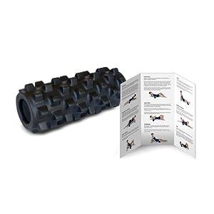 DSS RumbleRoller Foam Rollers (6 x 31 inch blue)