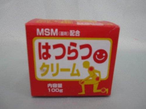 芳香園製薬 はつらつクリームDX 80g