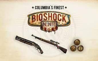 Bioshock Infinite : Columbia's Finest [Code jeu]