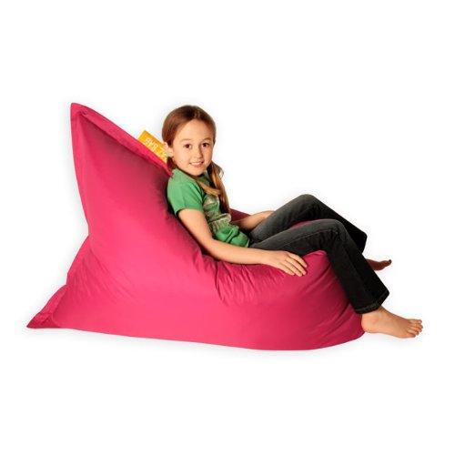 Kids BAZ BAG ® Beanbag Chair PINK - Indoor & Outdoor Kids Bean Bags ...