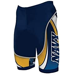 Buy Primal Wear Mens US Navy Eleven Cycling Shorts - NAT1S34M by Primal