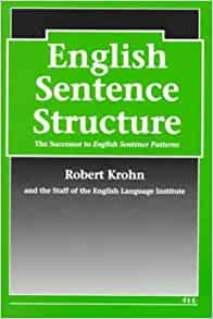 english coursework structure This course investigates the elements of the english language and how these elements are organised in such a way as to allow speakers and writers to combine them to.