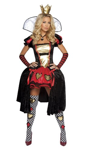 Roma Costume 3 Piece Wicked Wonderland Queen