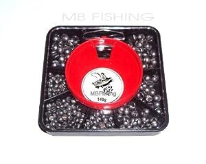 Fishing Shot Dispenser - 7 Compartments