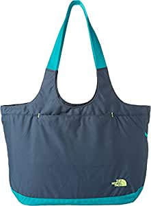 The North Face Women's Women's Talia Tote Ink Blue/Dayglo Yeloow Tote