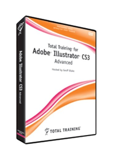 Total Training Adobe Illustrator CS3 Advanced (PC/Mac)