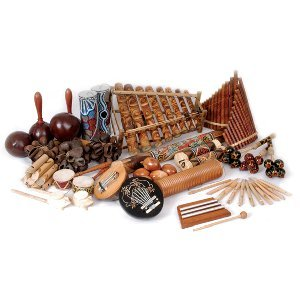 Hand Percussion Pack - 52 Player