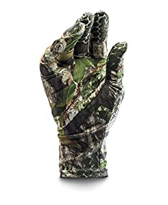 Under Armour Men's UA Camo HeatGear® Liner Gloves