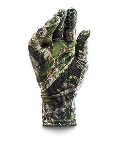 Under Armour Men's Camo HG Gloves