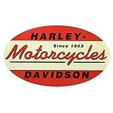 Harley-Davidson® 1903 Oval Metal Sign