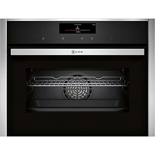 Neff Premium Collection 1 C28CT26N0B Built In Electric Single Oven - Stainless Steel. It Will Perfeclty Look Great Built Into Your Kitchen