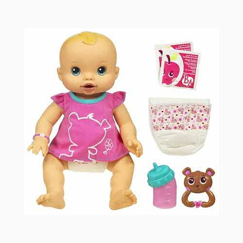 Baby Alive Whoopsie Doo - Caucasian- Accessories May Vary