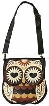 Loungefly LFTB0391 Owl with Heart Eyes Cross Body Bag