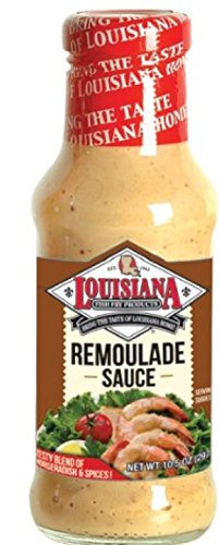 Louisiana Fish Fry Prod Sauce, Fish Fry Remoulade, 10.50-Ounce (Roumalade Sauce compare prices)