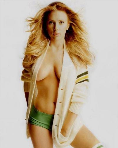 スカーレットヨハンソン18X24ポスター - とてもセクシー!私を!平行輸入