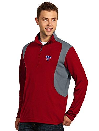 Fc Dallas Mens Delta Pullover (Team Color: Red) - Medium