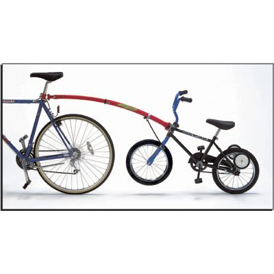 Trail Gator Bicycle Tow Bar, Blue (Bike Tow Bar compare prices)