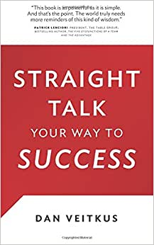 Straight Talk Your Way To Success