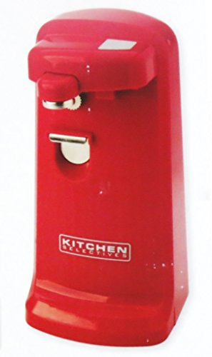 Kitchen Selectives Colors Red Electric Can Opener