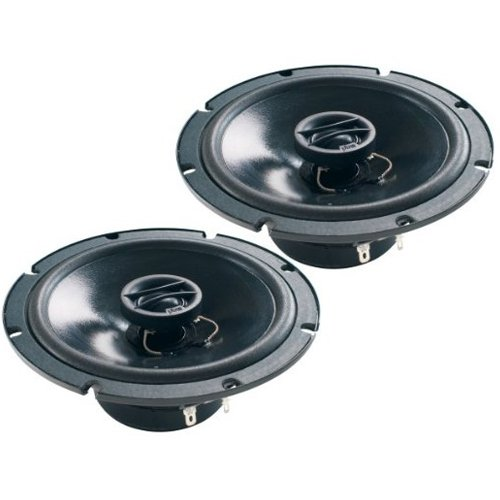 Powerbass S6C 6.5-Inch Component Speakers