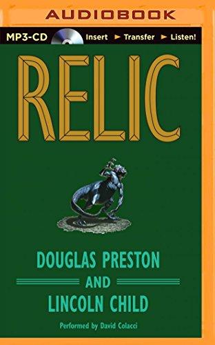 Relic (Pendergast)