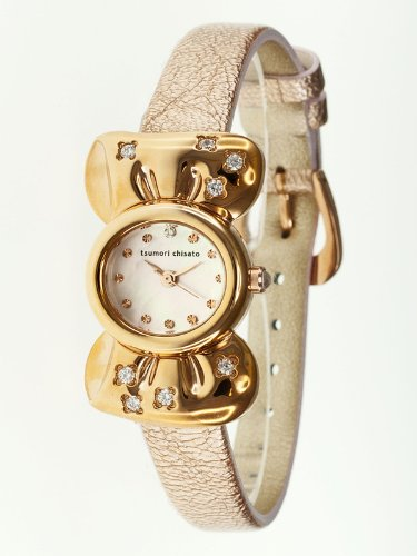 Tsumori Chisato Silcm004 Ribbon Ladies Watch