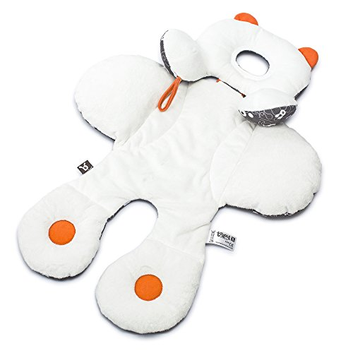 BenBat Travel Friends Infant Head and Body Support - 1