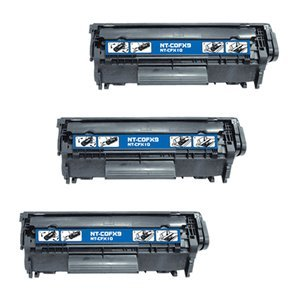 (3 Pack) Canon 0263B001A Compatible Black Laser/Fax Toner Cartridge