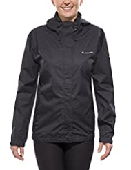 Vaude Birch rain jacket womens Ladies black 2014