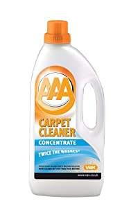 Vax AAA Concentrate Carpet Cleaner 1.5L