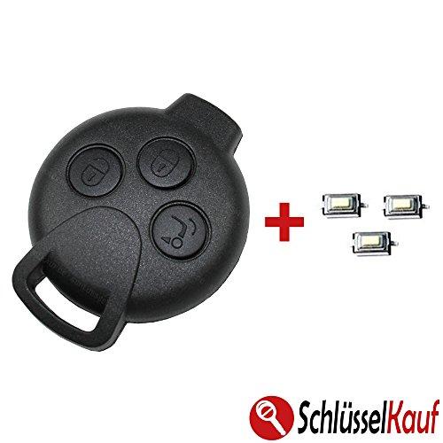 smart-451-fortwo-fourfour-roadstar-shell-alloggiamento-telecomando-chiave-3-x-mikrotaster-pulsante-d
